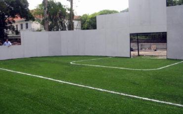 Cancha de Fútbol Rápido, Colegio Highland, S.S.