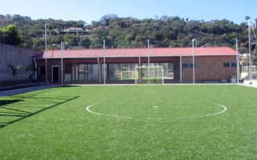 Complejo Deportivo FUTECA El Salvador