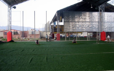 Canchas de Fútbol Sala FUTECA Xela Guatemala
