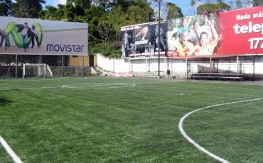 Canchas de Fútbol Sala, Complejo Deportivo Zona 14, Guatemala