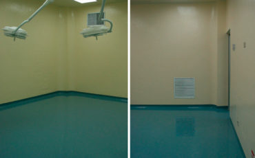 Remodelación integral Quirófanos 2, 3 y 4. Hospital PROFAMILIA