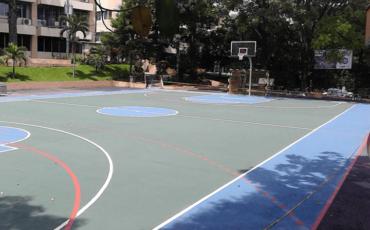 Cancha de Basketball UJMD